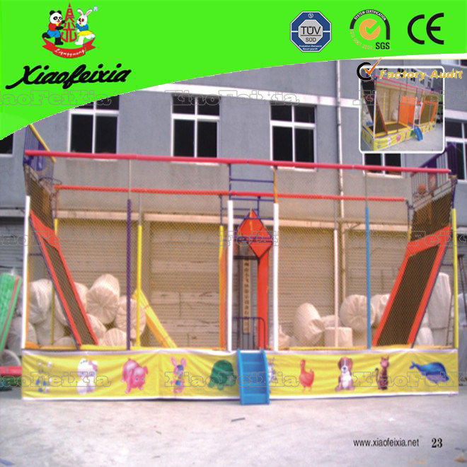 Outdoor Basketball Trampoline for Home (LG042)