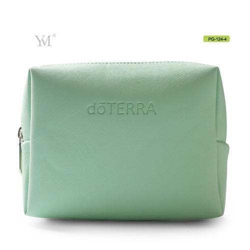 Ladies New Mini Fashion Custom PVC Leather Cosmetic Makeup Bag