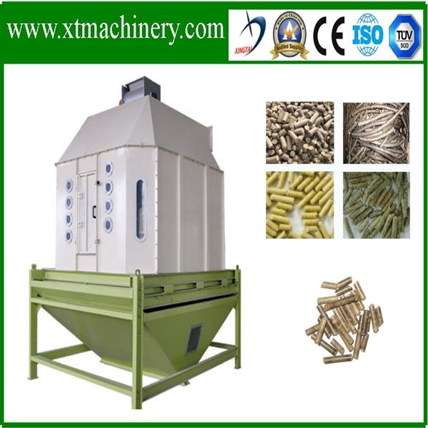 1.5kw. High Efficient Pellet Press Cooler with ISO/Ce/TUV Certificate