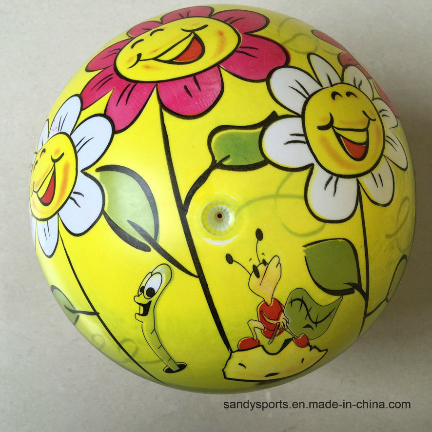 9 Inch Full Printed Toy PVC Inflatable Ball