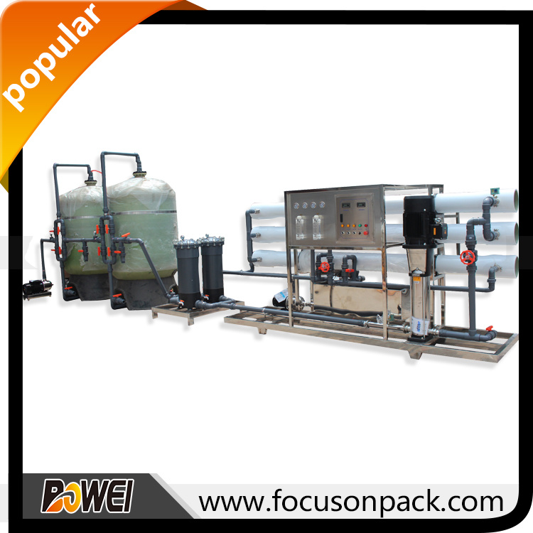 10 Ton Pure Drinkng Mineral Water Treatment