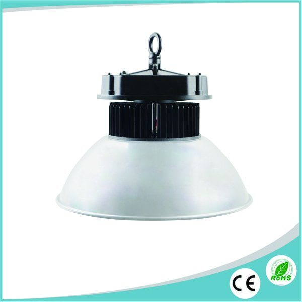 200W Round LED High Bay for Industrial Lighting with Philips Driver