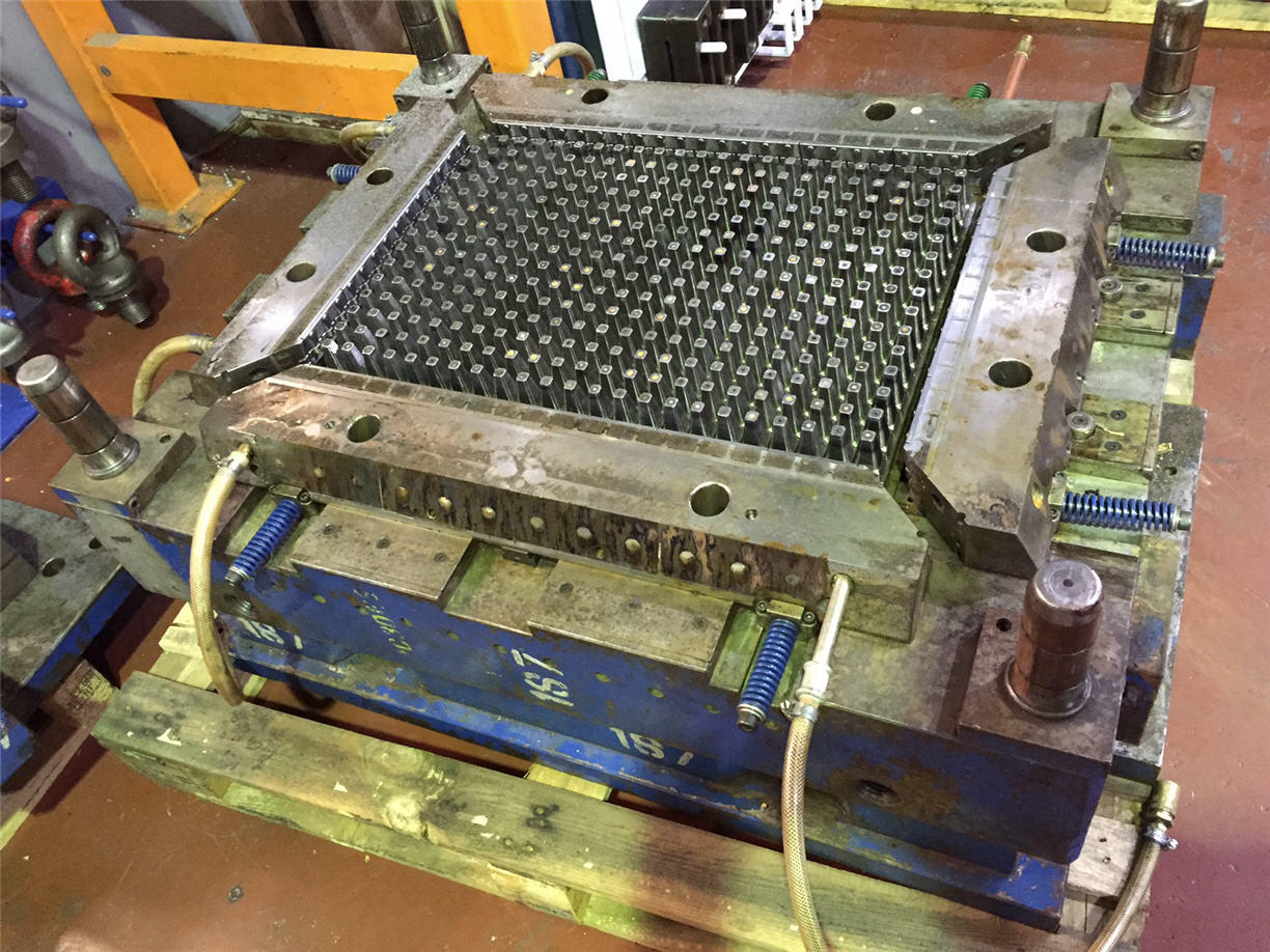 Plastic Injection Mold for PE Tray