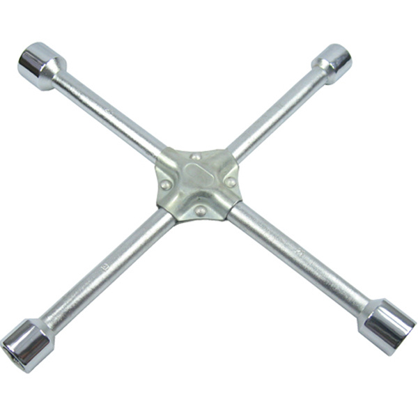 Cross Rim Wrench with Iron Pad (WTSW045)