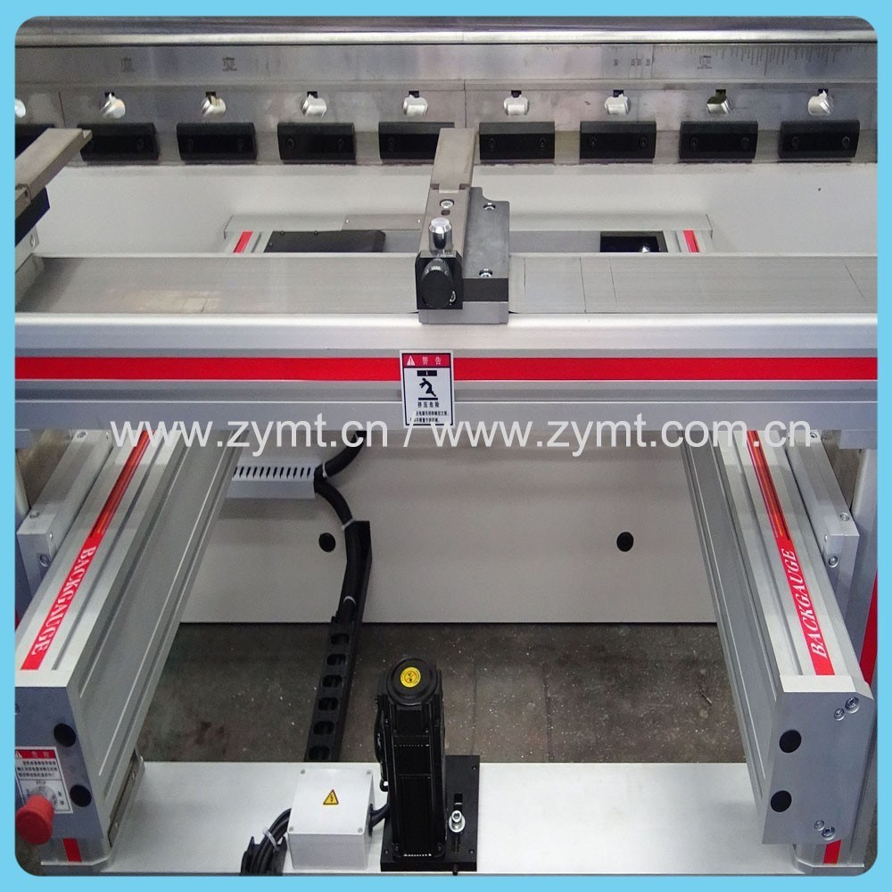 Bending Machine Zyb-80t/3200 with Controller Da52s, Metal Plate Bending Machine