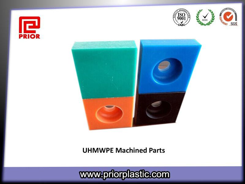 UHMW PE CNC Precision Machined Parts