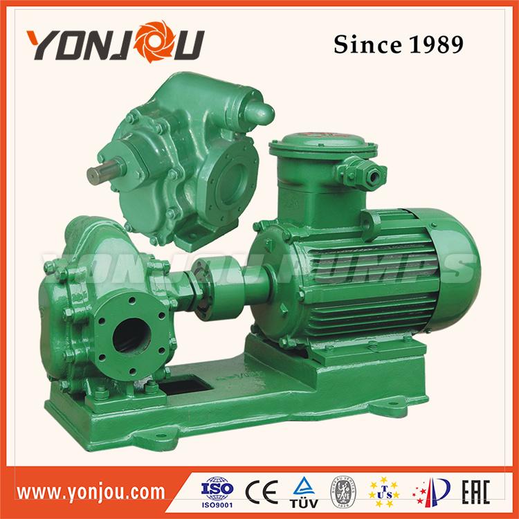 Gear Lubrication Pump, Heavy Fuel Oil Pump, Heavy Fuel Oil Gear Pump