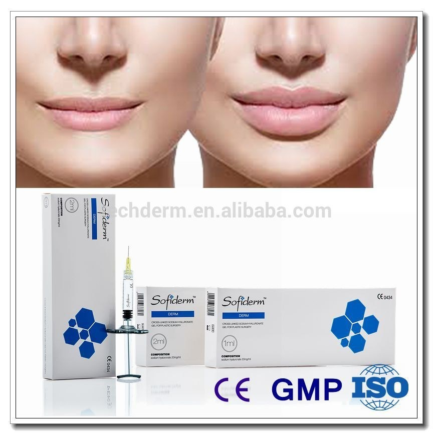 Sofiderm Hyaluronic Acid Body Fillers