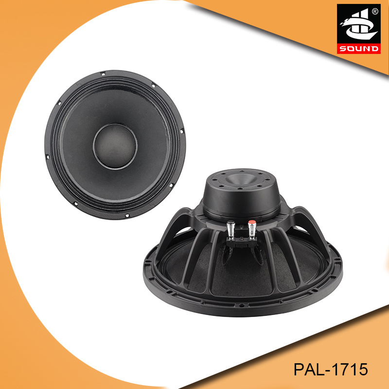 15 Inch Professional Woofer PAL-1715