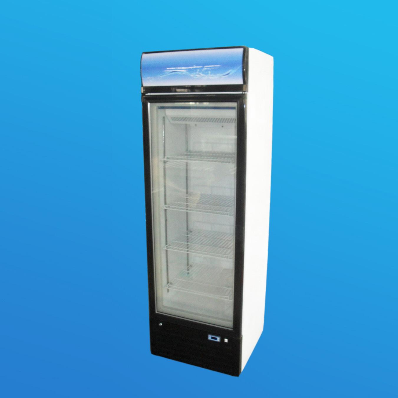 Upright Freezing Showcase, Display Freezer (LSD-268)