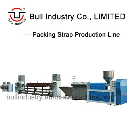 PP Plastic Packing Strap Production Machine with High Efficiency