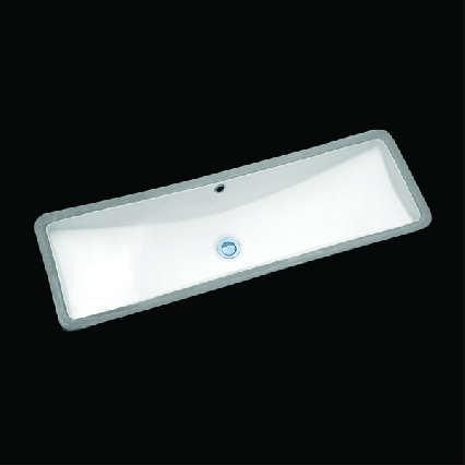Upc Approval Ceramic Artificial Bathroom Sink