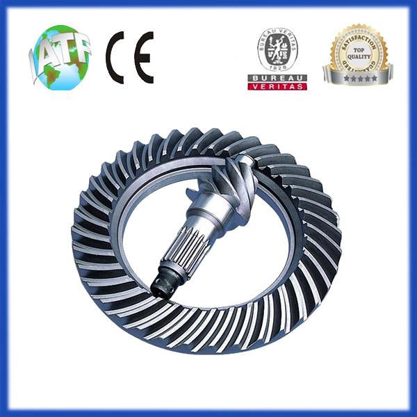T HS Spiral Bevel Gear 11/41