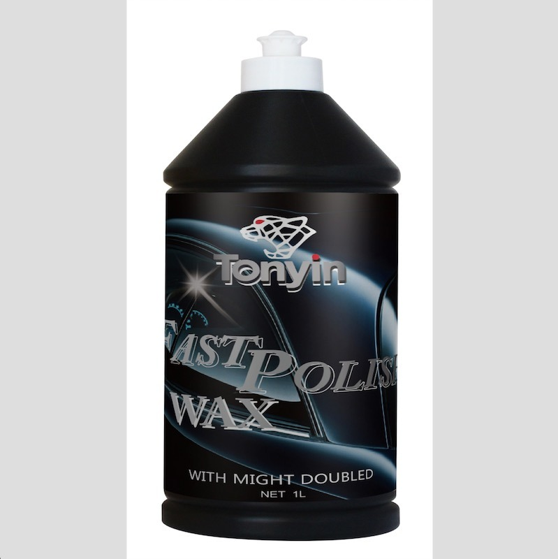 High Quality Fast Polish Wax (3 in 1) with New Formula
