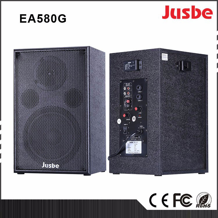 Ea-580g Factory Wholesale Portable Multimedia Speaker/Loudspeaker