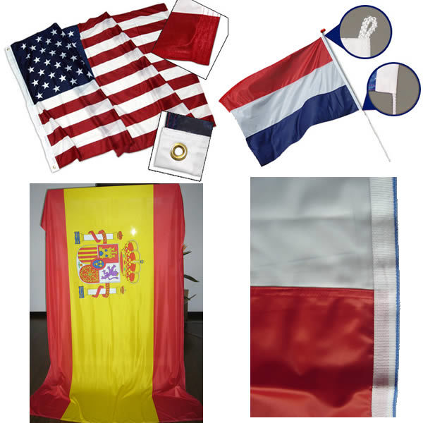 America Flag, Spain Flag, Holland Flag, National Flags - China ...