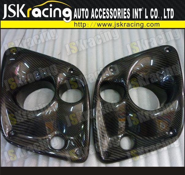 Auto PartsCarbon Fiber Fog Light for BMW Mini Cooper JSK080601