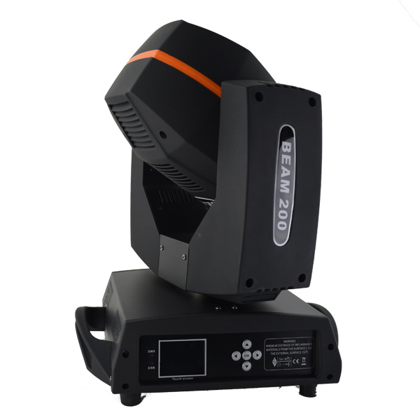 5r 200W Beam Moving Head Stage Disco Professional Lighting