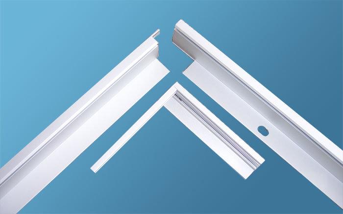 Frame for PV Solar Module - China Module Frame, Solar Panel Frames