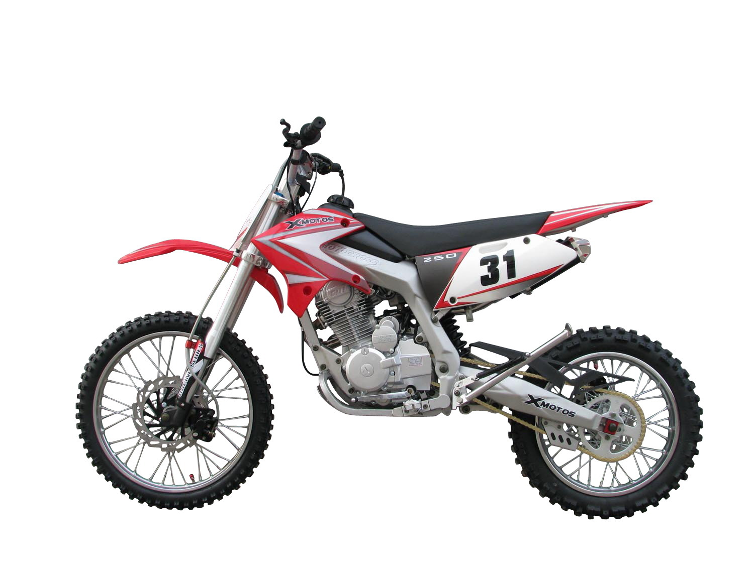 china dirt bike xzt250 xb 31 250cc red china dirt bike 200cc dirt bike. Black Bedroom Furniture Sets. Home Design Ideas