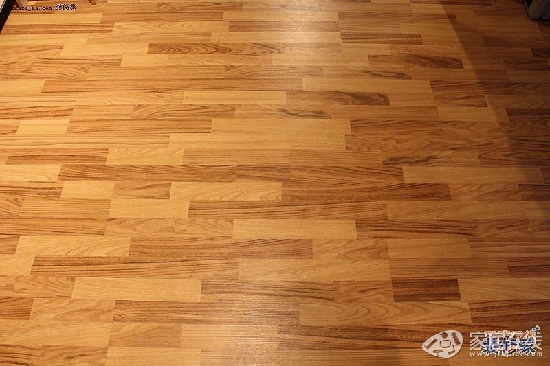 ... repairing the damaged wood or laminate flooring is often more