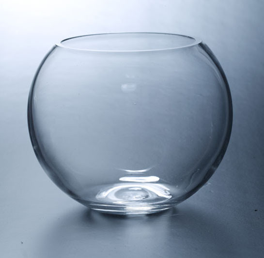 glass fish bowl china glass vase glassware