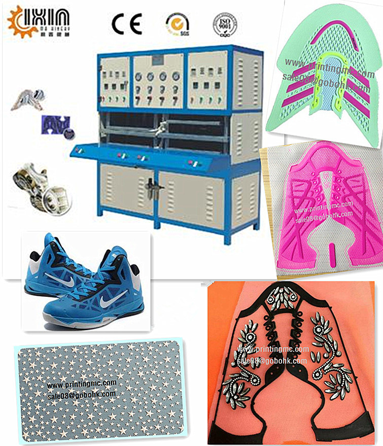 Manufacturing Kpu Shoes Making Machine for Sports Shoe Upper Molding