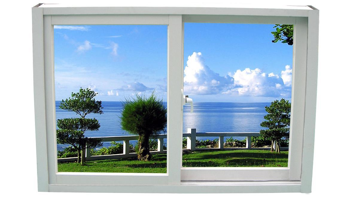 China non thermal break aluminum sliding window photos for Thermal windows prices