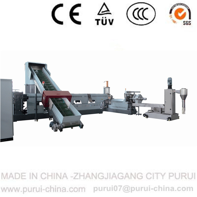 Heavy Printed PE Film Plastic Recycling Machine for Film Granulator