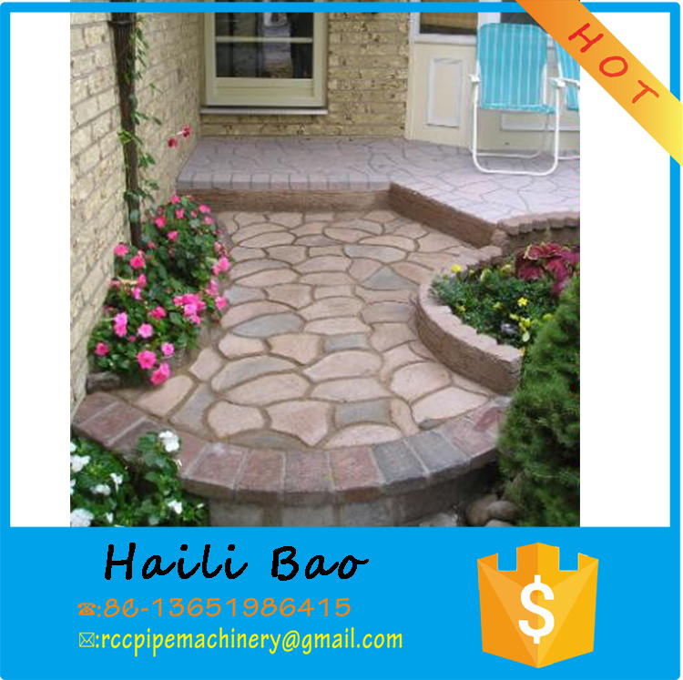 Concrete Paving Stone Mould