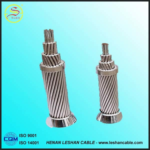 Aluminum Conductor Steel Reinforced 16~1250mm2 Overhead Bare IEC ACSR Conductor