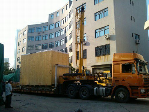 Special Container Shipping From Shanghai to Gdansk Poland