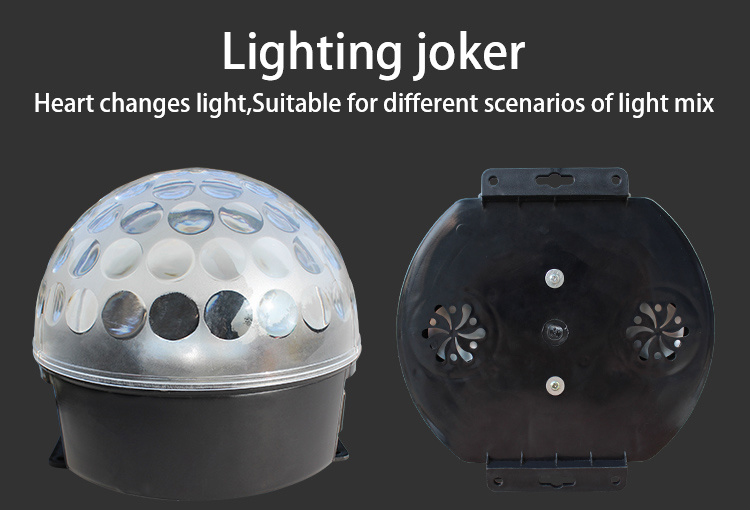 LED Effect Lights DJ Disco Head Light LED Lighting Stage Light