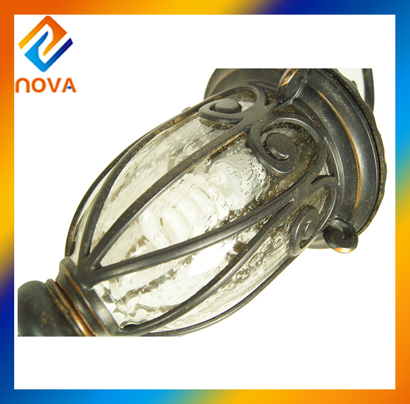 Aluminum Housing IP44 Waterproof Garden Lamp Outdoor Lighting