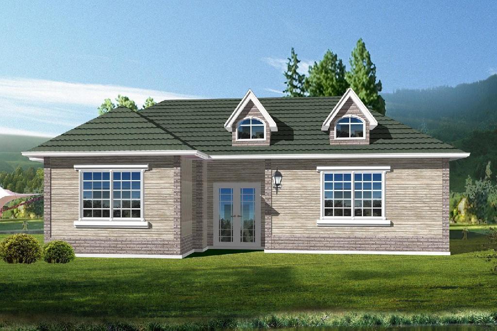 Easily-Assemble House Prefab Building Modular House