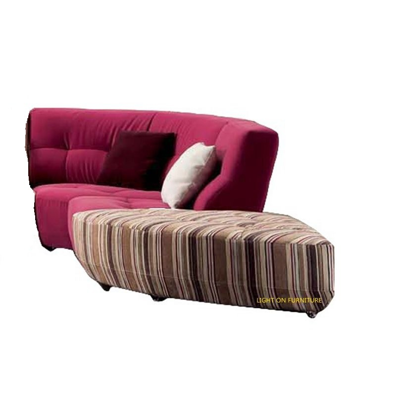 New Classical Fabric Sofa for Hotel Building Projects (F830)
