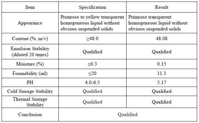 High-Efficiency Insecticide-Chlorpyrifos 97% Tc, 48% Ec, 40% Ec