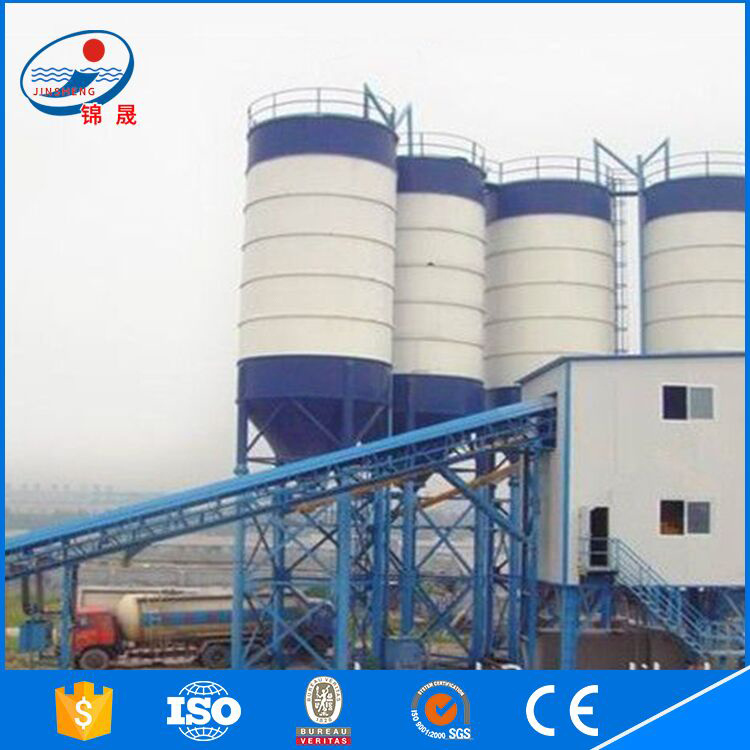 Best Selling Concrete Batching Mixing Plant in India (HZS120)
