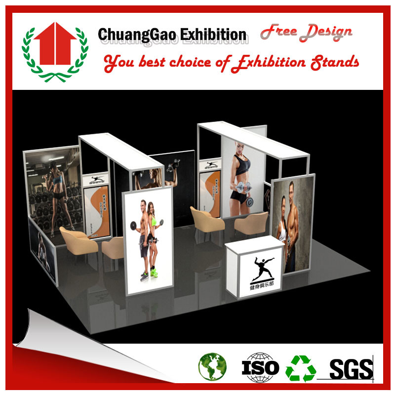 High Quality Maxima System Fair Booth