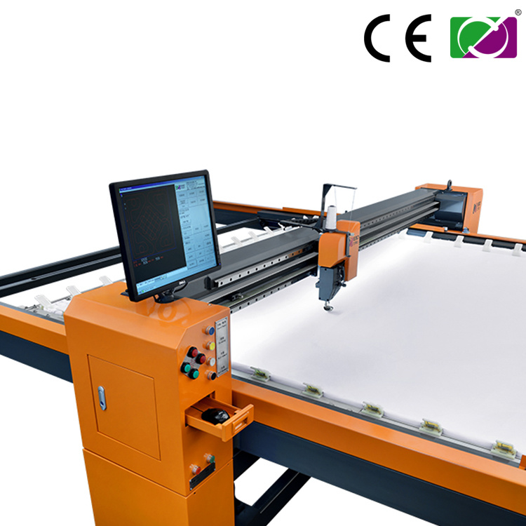 Single Needle Quilting Machine