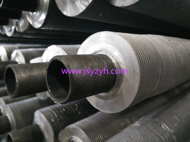 Air Heat Exchanger Fin Tube Tube with Coiling Type
