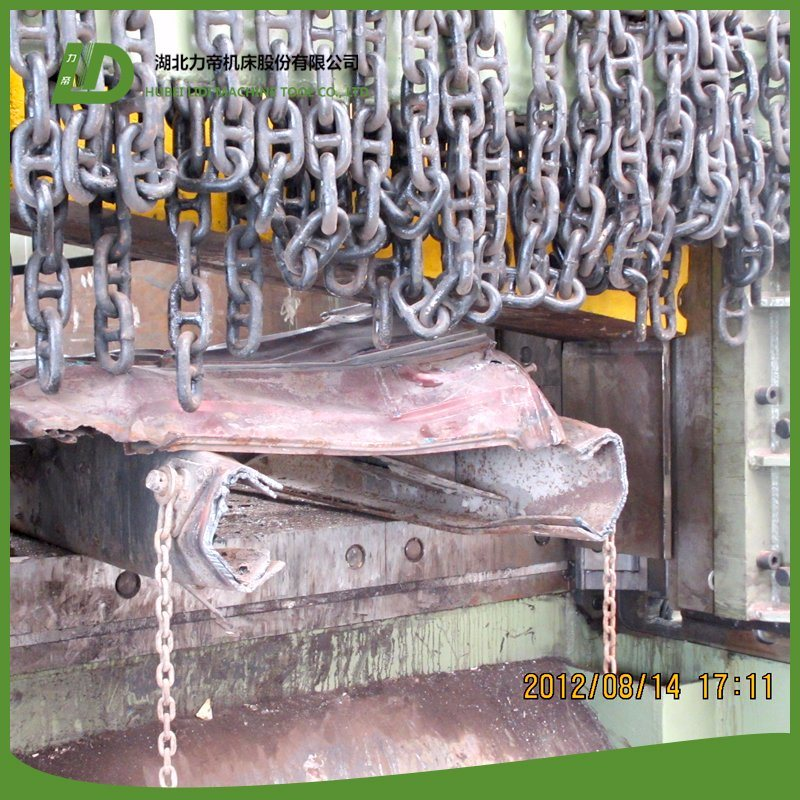 Q91Y-500W Heavy Duty Scrap Metal Shear