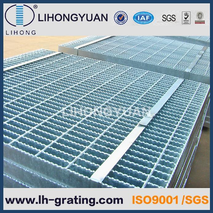 Galvanized Steel Grating Drain Cover for Trench Floor