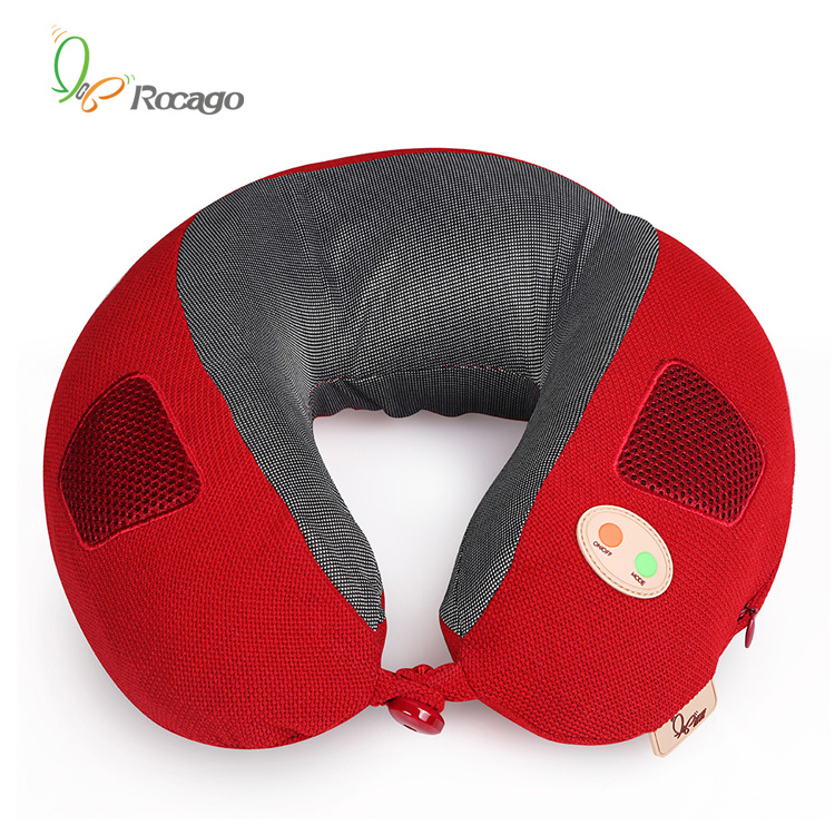 Cloth Music Massager Pillow for Travelling
