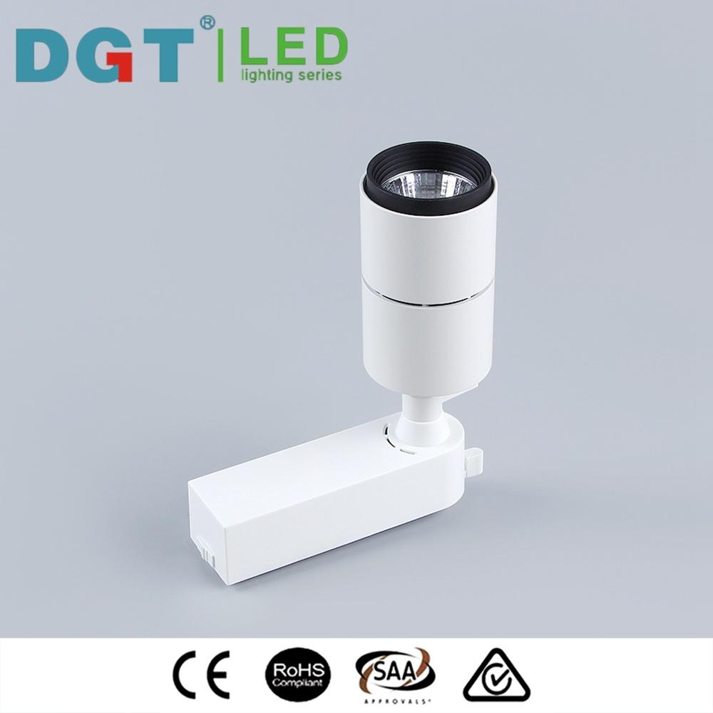New Design High CRI 15W/25W LED COB Tracklight Ce RoHS