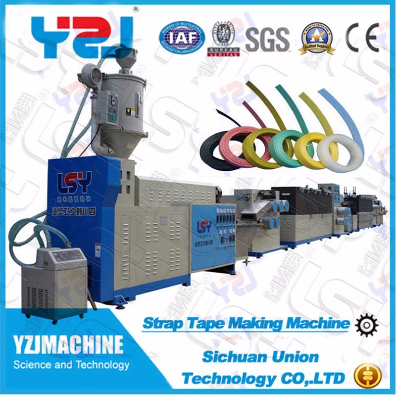 Plastic Wrapping Band Making Machine