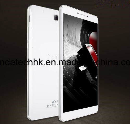 Tablet Computer 4G CPU Octa Core Mtk8392 Inch Ax7