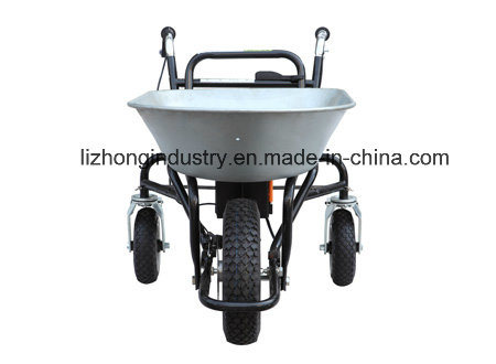 250W 120kgs Load Capacity Electric Barrow, Garden Wheel Barrow, Electric Wheel Barrow