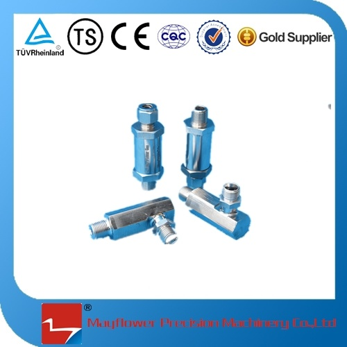 LNG Stainess Steel Ball Flow Control Valve