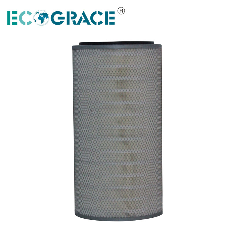 Carbon Steel Galvanized PPS Filter Cartridge with Top and Bottom